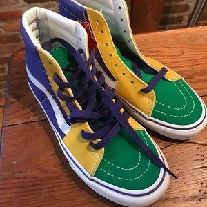 a738851dc797a2 Vans Shoes - LIMITED EDITION 2018 MARDI GRAS VANS